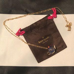 kate spade Jewelry - Kate Spade Tea Time Locket Necklace